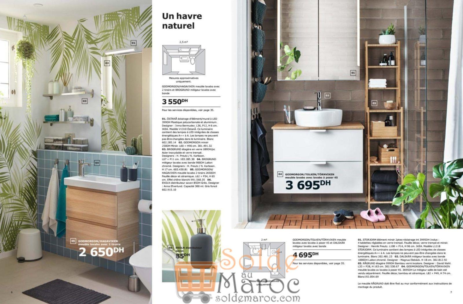 Catalogue Ikea Maroc Salle de bain 2019 كتالوج ايكيا حمامات 2019