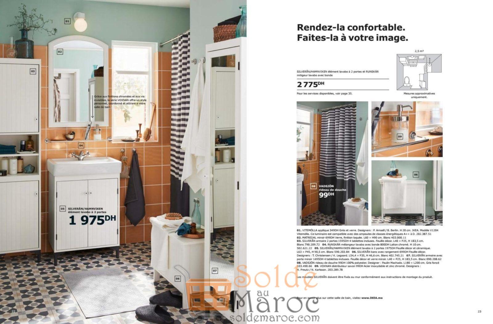 catalogue ikea maroc salle de bain 2019