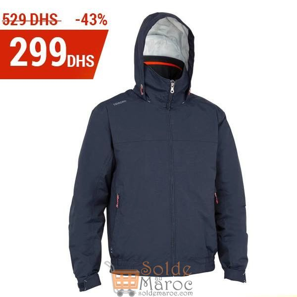 Manteau chaud fille decathlon