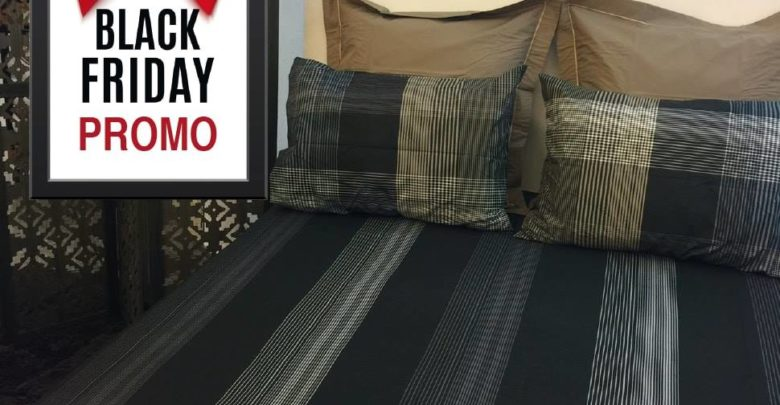Photo of Black Friday Alpha55 2 Draps de lit + 2 coussins de lit 300Dhs
