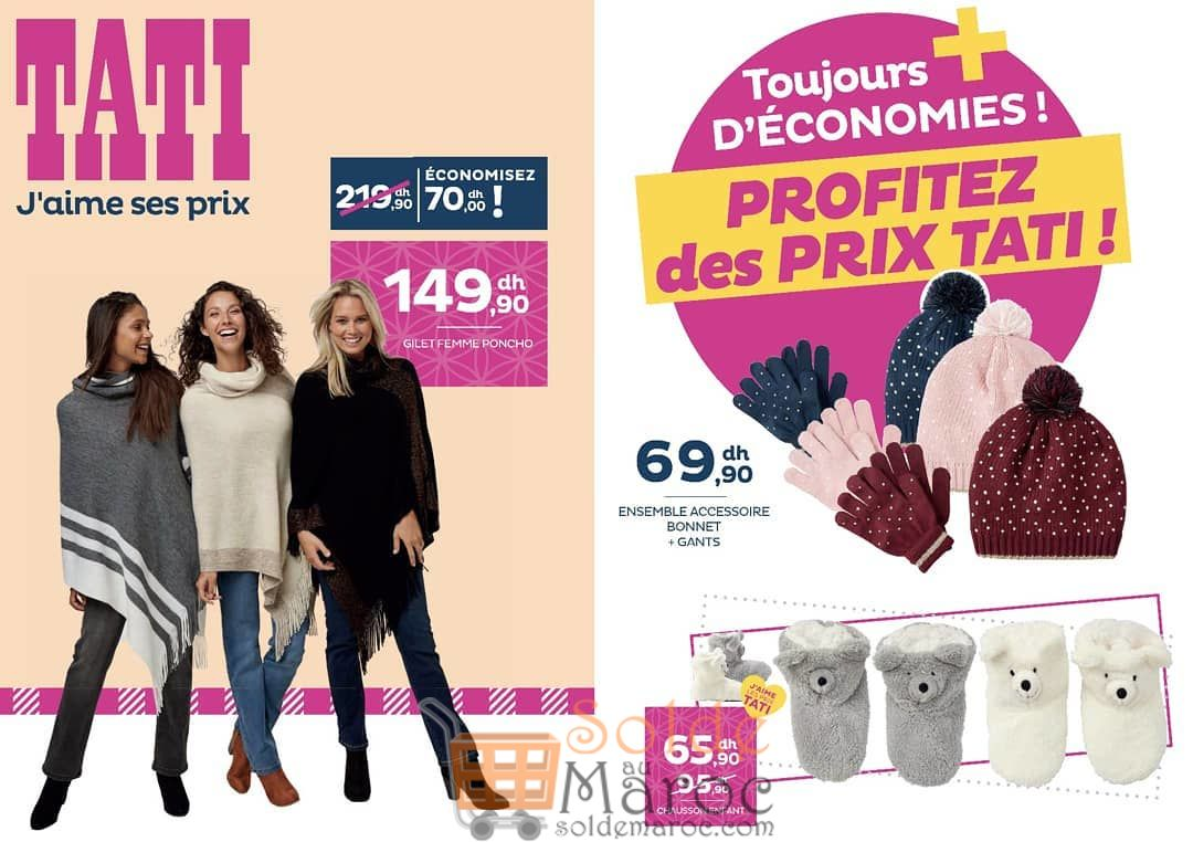 Catalogue Tati Maroc Novembre 2018