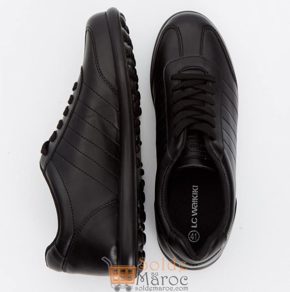 Soldes Lc Waikiki Maroc Chaussures Hommes 139Dhs au lieu de 189Dhs