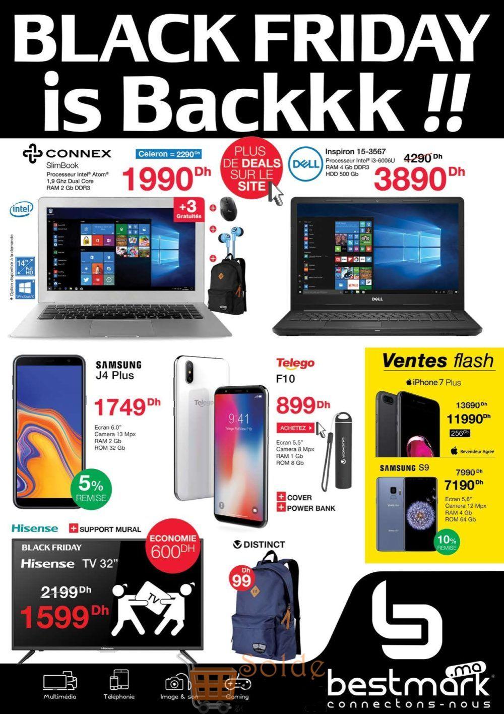 Catalogue Bestmark Black Friday is Back
