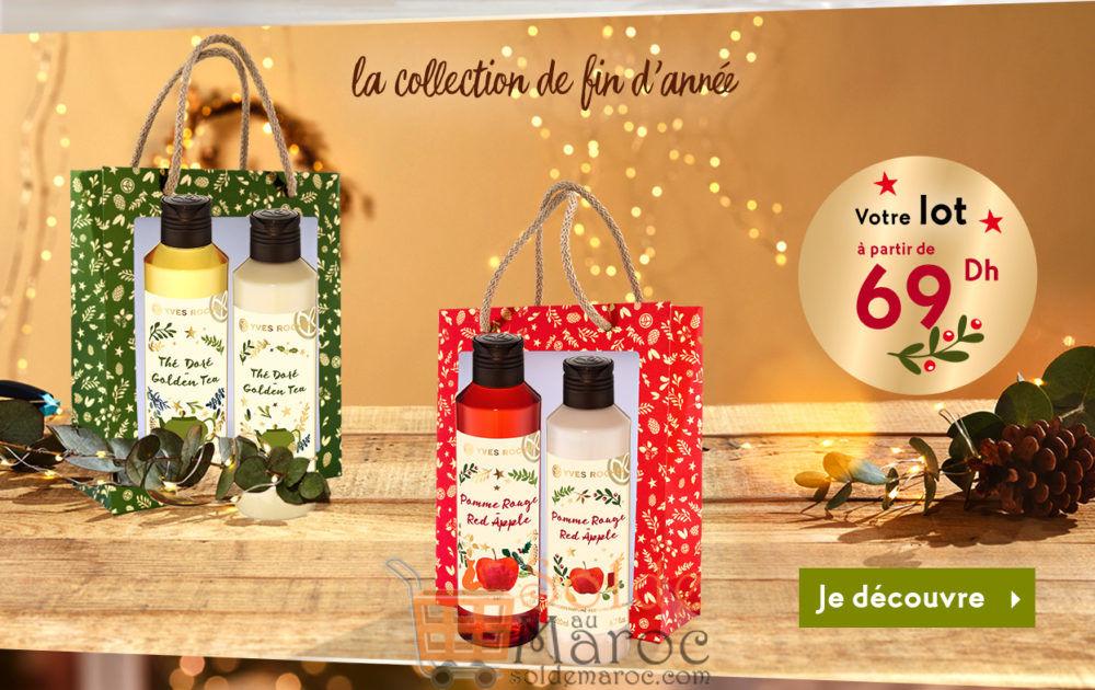 Promo Yves Rocher Maroc Happy rentrée les bons plans jusqu'a -50%