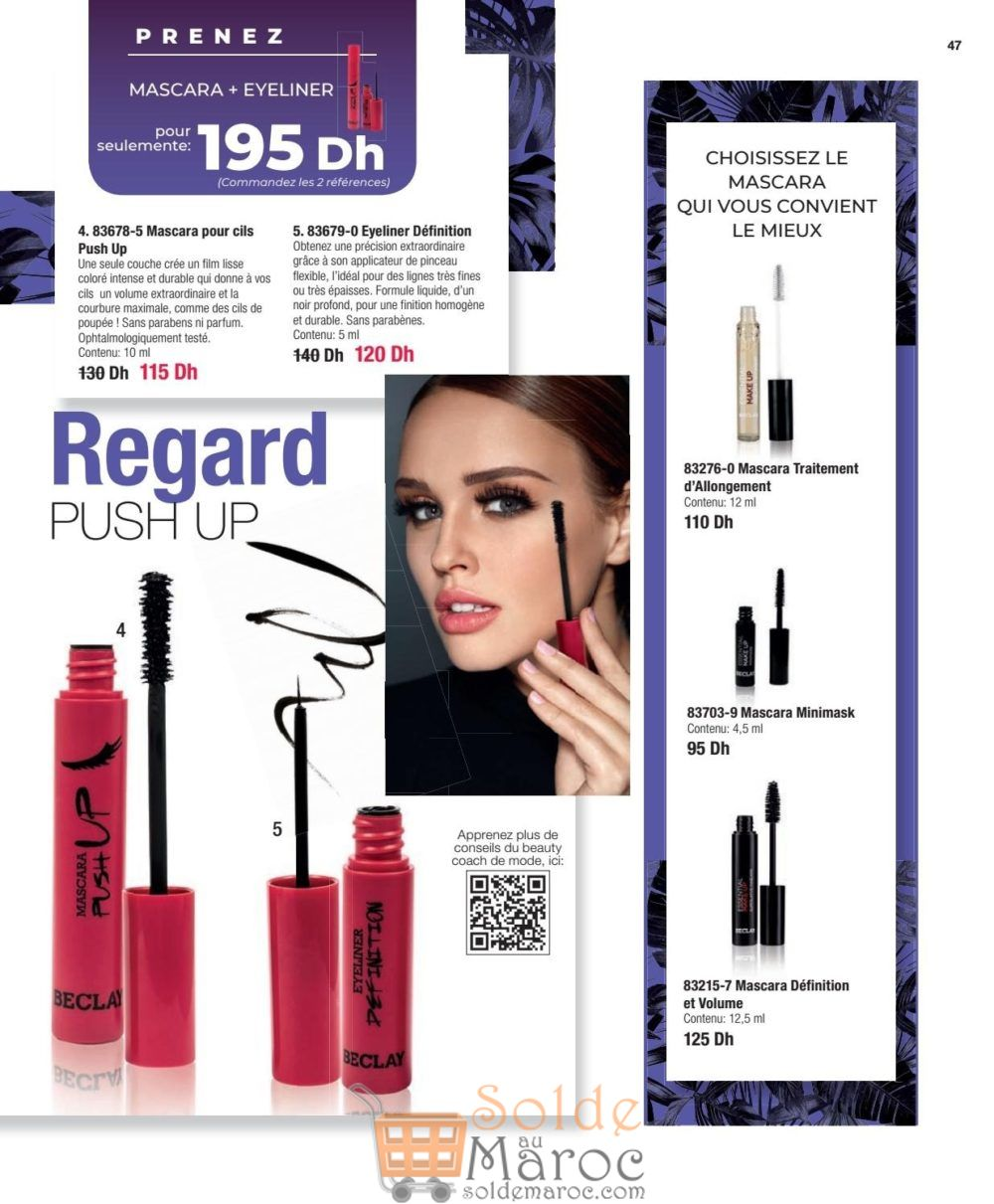 Catalogue Cristian Lay Maroc du 12 Novembre au 6 Décembre 2018