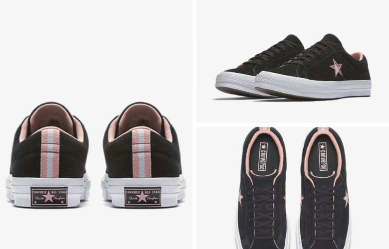 Promo BD Morocco Outlet Converse 25% de remise One Star black/white/pale coral