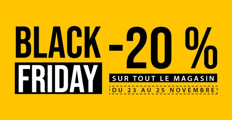 Photo of Black Friday Sport Zone Maroc sur tout le magasin du 23 au 25 Novembre 2018
