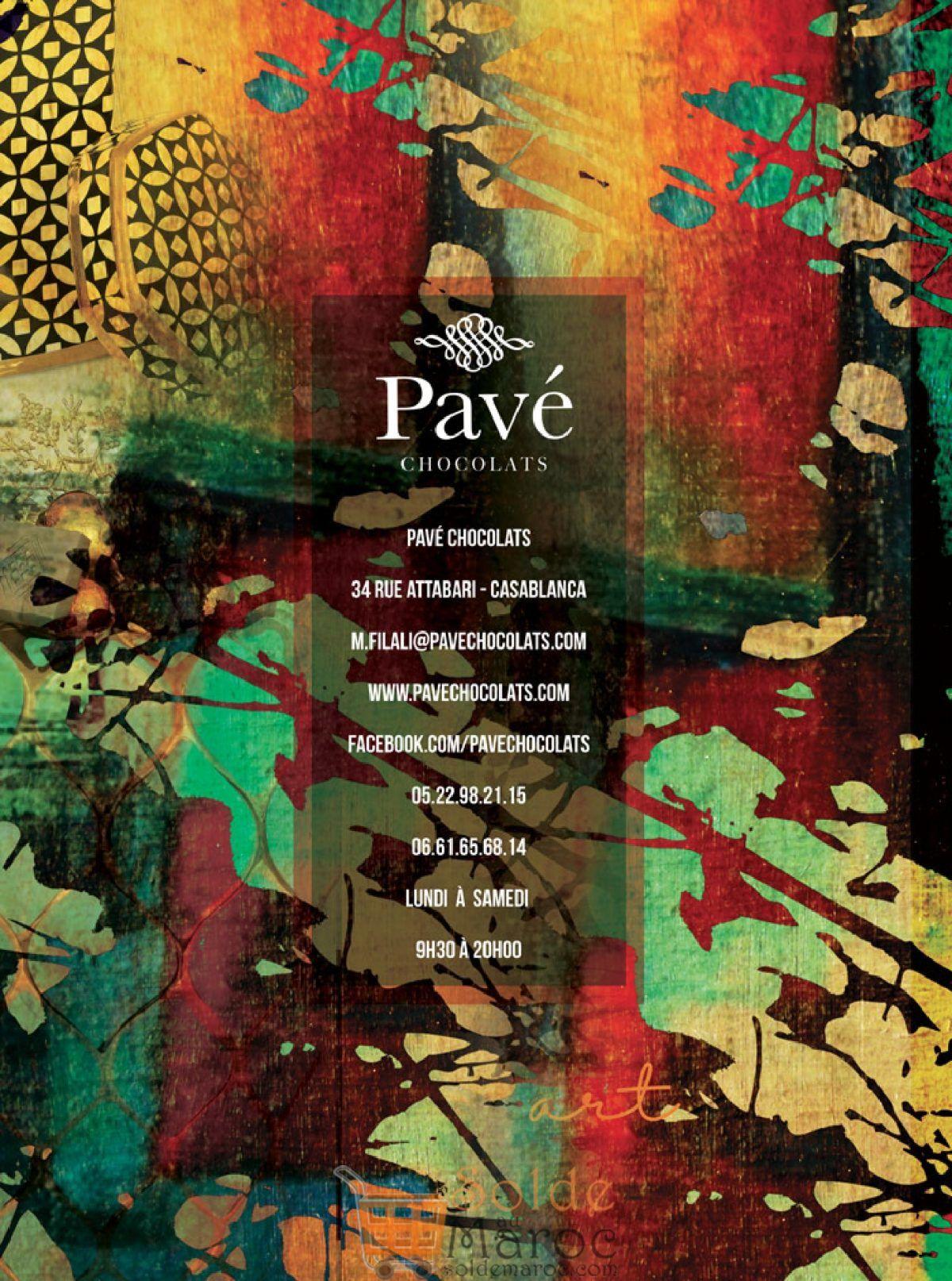 Catalogue Entreprise Pavé Chocolats 2019