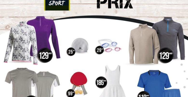 Photo of Offre Spéciale chez GO Sport des produits à petits prix