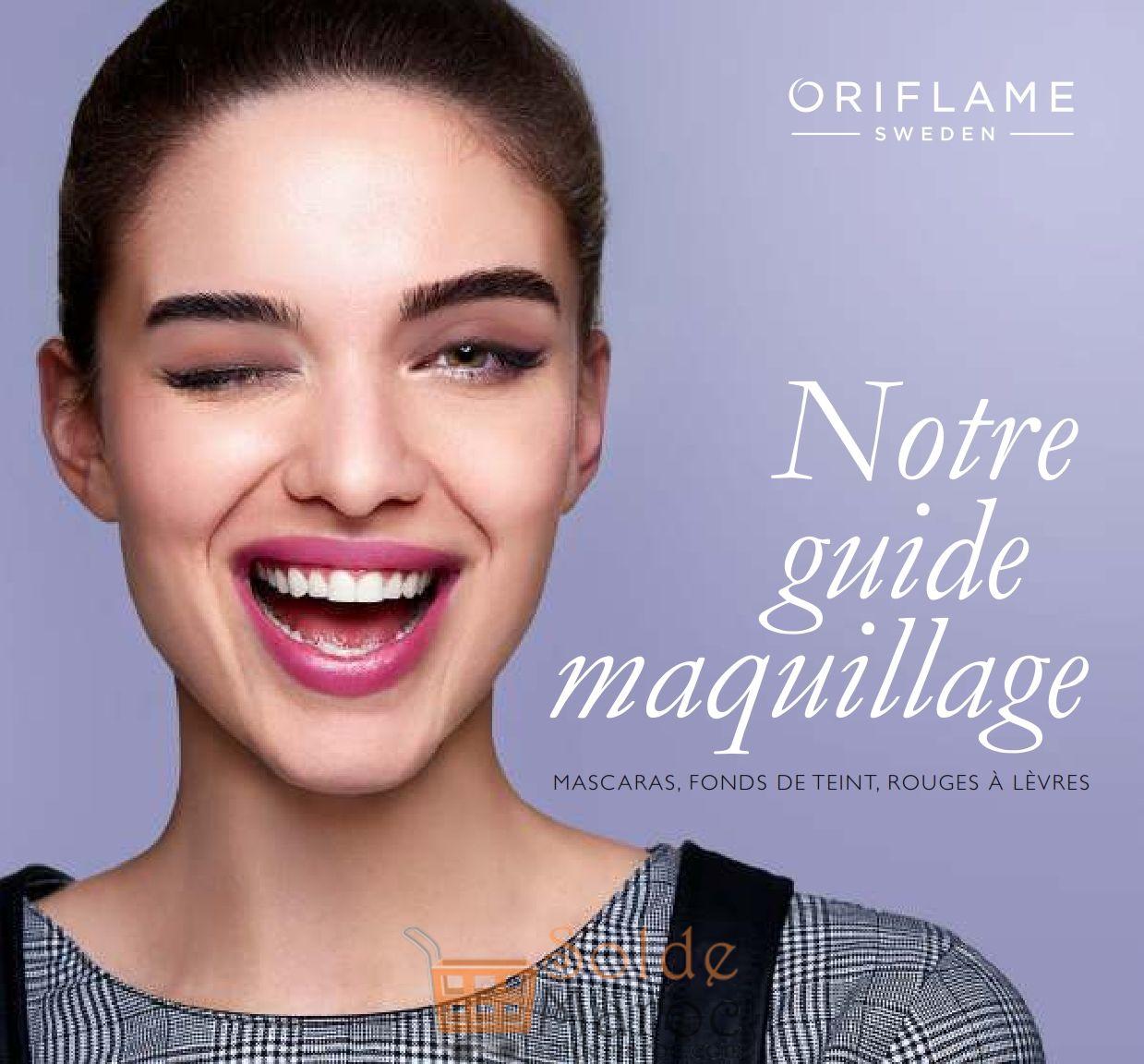 Catalogue Oriflma Maroc votre Guide Maquillage