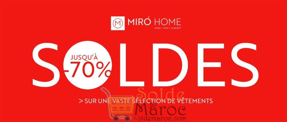 Soldes Miro Home sur une vaste sélection de vêtements