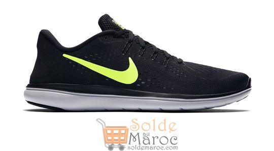 Promo Sport Zone Maroc CHAUSSURE RUNNING NIKE 566Dhs au lieu de 870Dhs