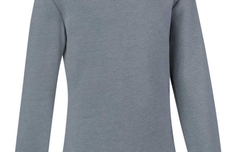 Soldes Decathlon Sweat 100 Gym Fille gris DOMYOS 49Dhs au lieu de 59Dhs