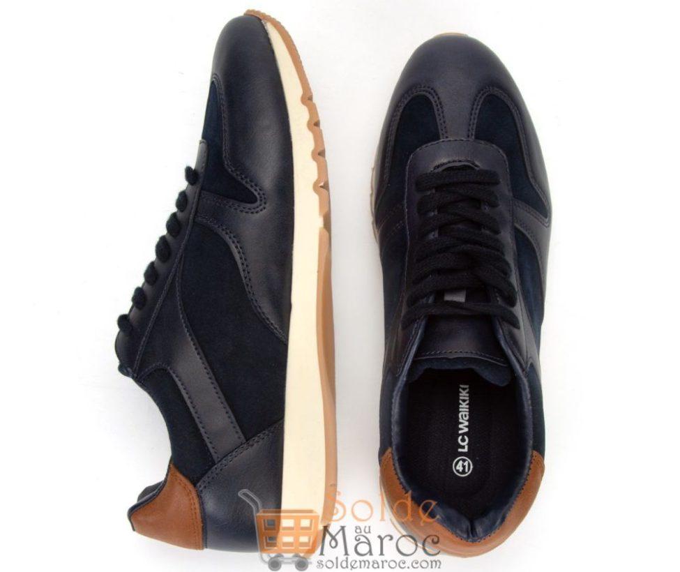 Soldes Lc Waikiki Maroc Chaussures Sport homme 129Dhs au lieu de 219Dhs