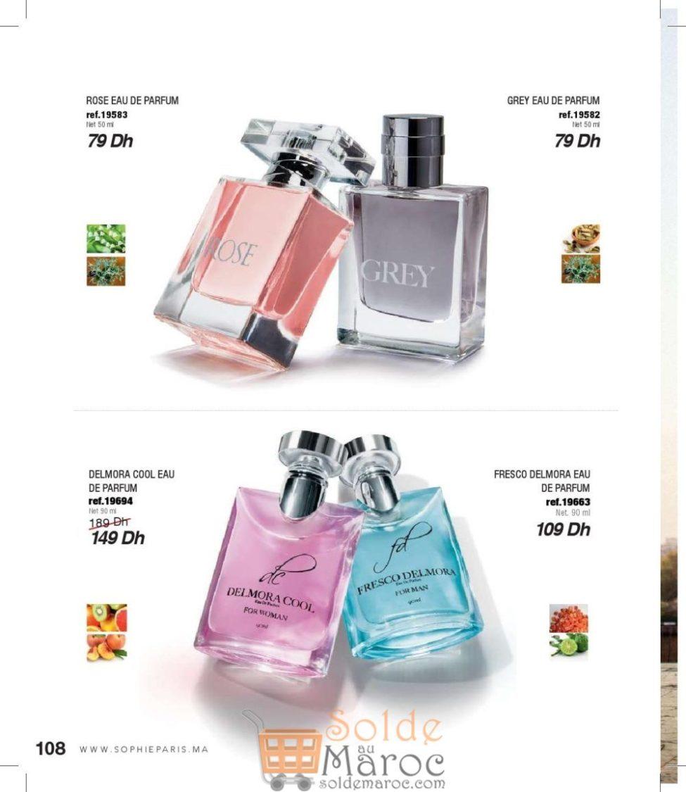 Catalogue Sophie Paris Maroc Janvier 2019