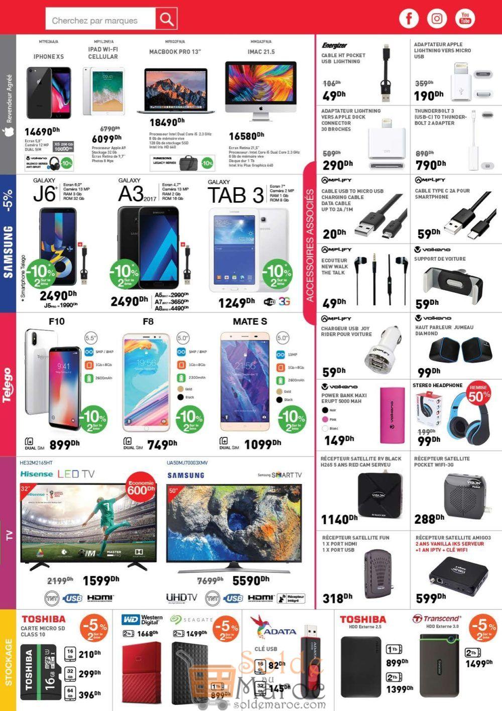 Catalogue Bestmark les meilleurs Deals de l'année 2019