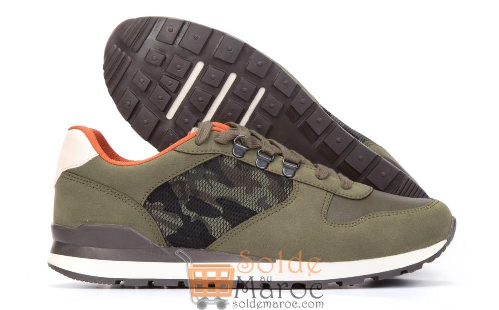 Soldes Lc Waikiki Maroc Chaussures Sport homme 169Dhs au lieu de 219Dhs