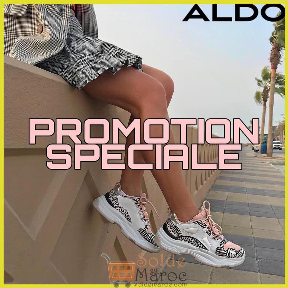 Promo Spéciale Aldo Maroc