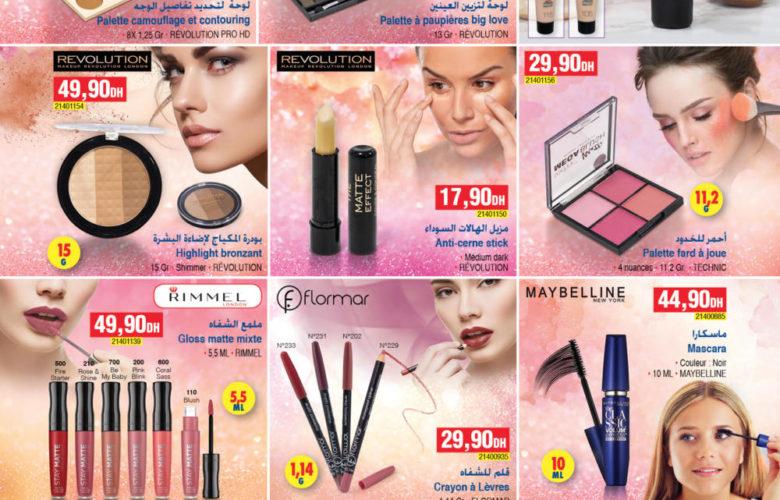 Catalogue Bim Maroc Spéciale Beauté du Mardi 18 Décembre 2018