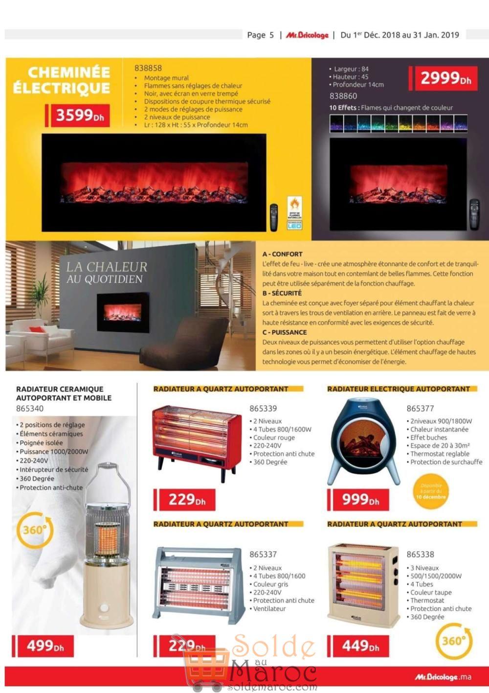 Catalogue Mr Bricolage Maroc Janvier 2019