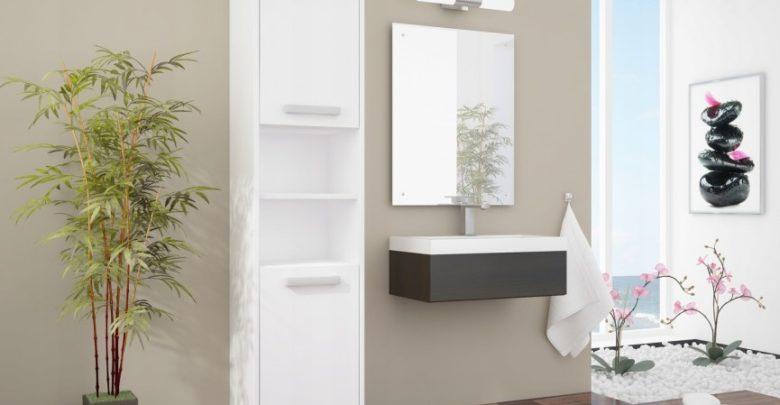 Photo of Soldes Azura Home Colonne salle de bain BALLAST 170 cm 890Dhs au lieu de 1250Dhs