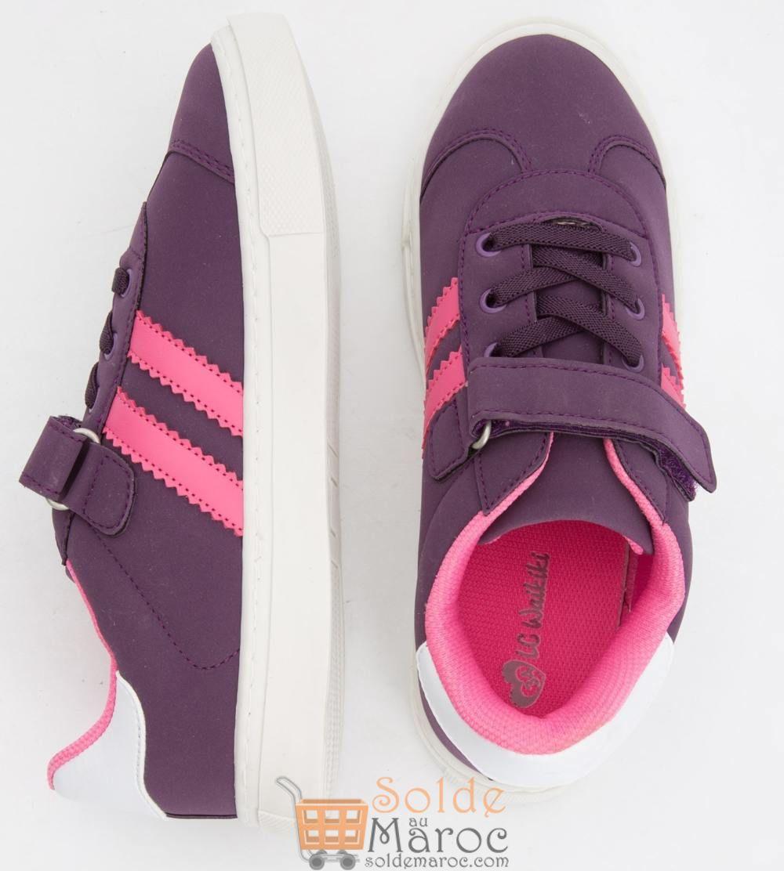 Soldes Lc Waikiki Maroc Chaussures fille 109Dhs au lieu de 159Dhs