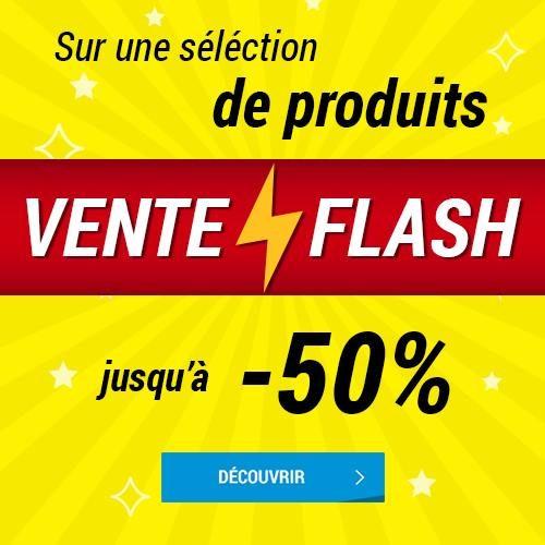 Vente Flash chez Decathlon Maroc sur une sélection d'articles