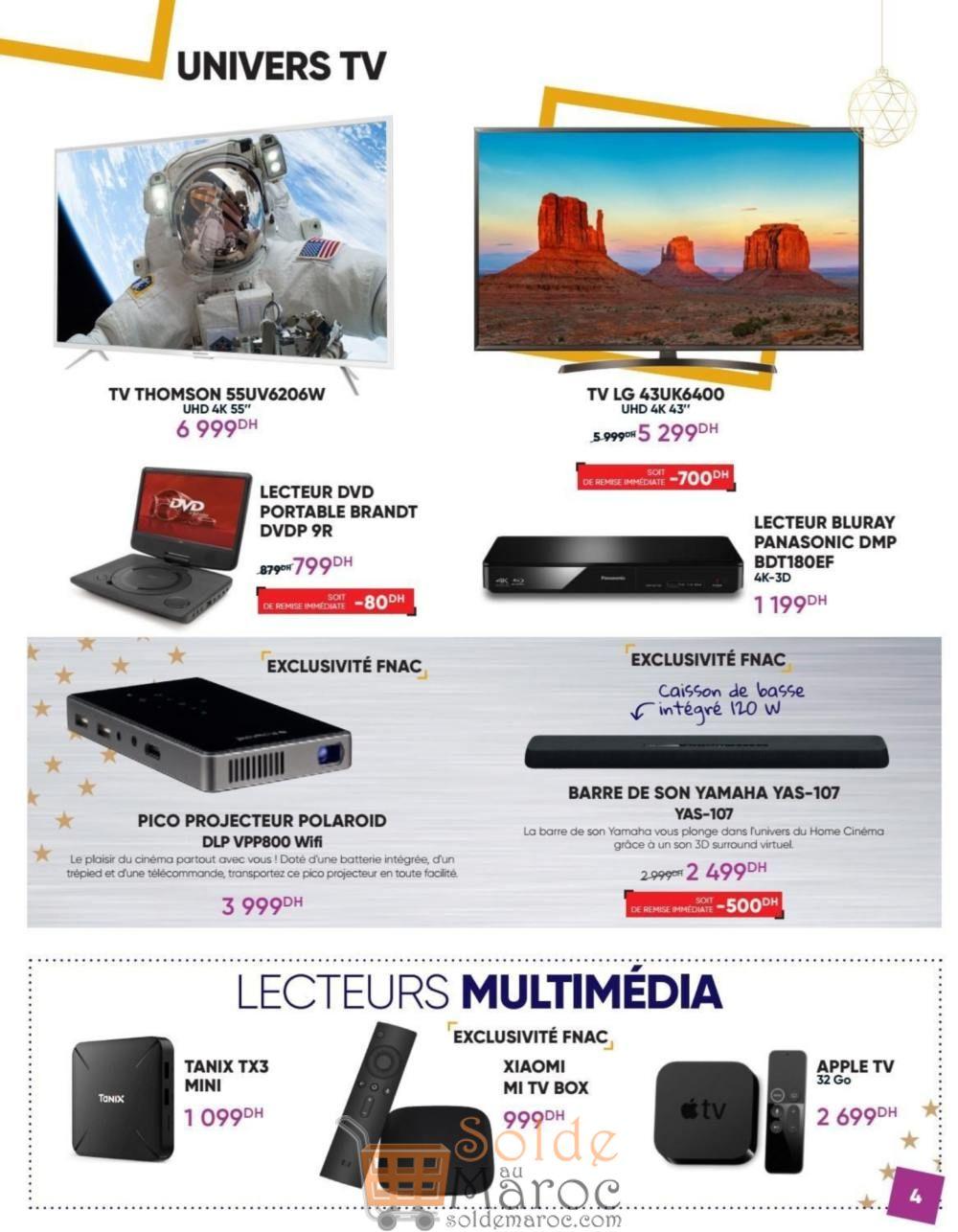 Catalogue Fnac Maroc Décembre 2018