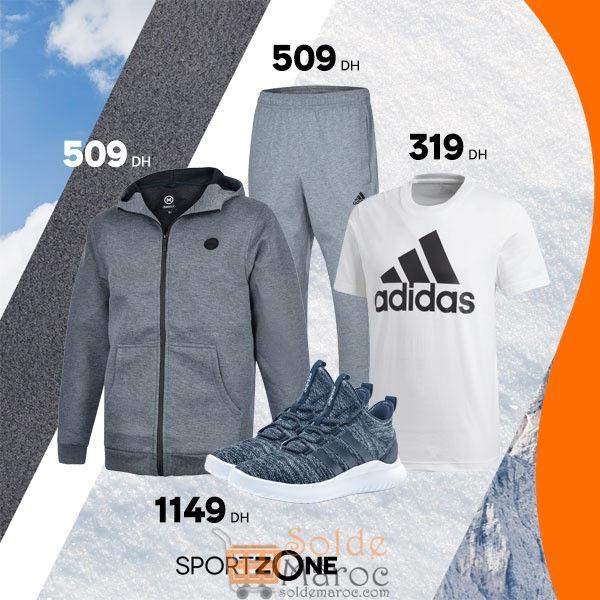 Offre Spéciale Sport Zone Maroc divers articles de sport homme