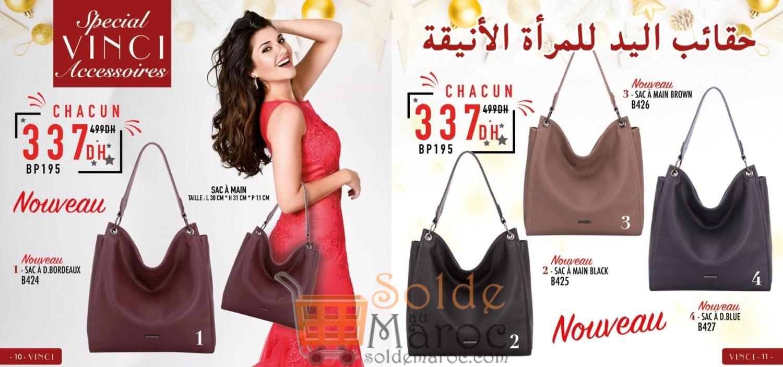Catalogue Vinci Maroc Janvier 2019
