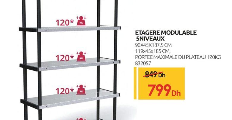 étagère Modulable Solde Et Promotion Du Maroc