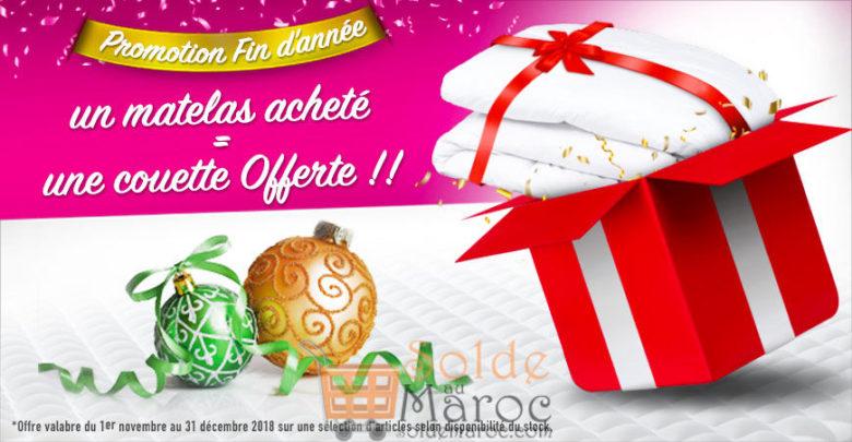 Photo of Promo fin d'année Le Matelas