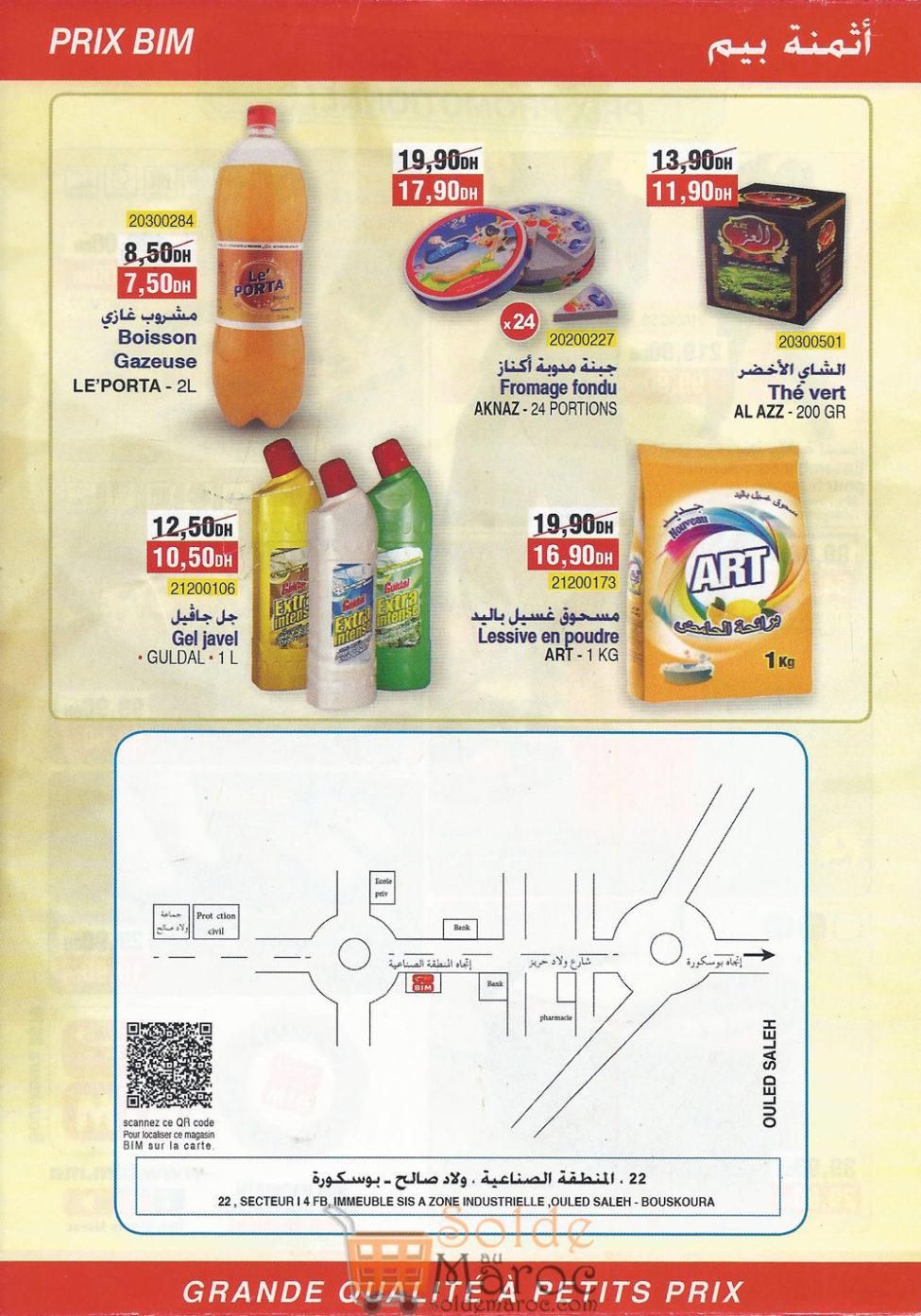 Catalogue Bim Bouskoura Ouled Saleh du 1 au 6 Janvier 2019