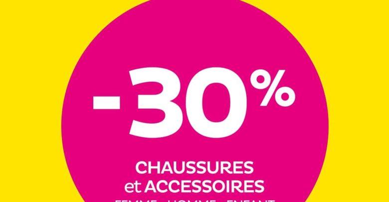 Photo of Soldes Tati Maroc Chaussures et Accessoires jusqu'à -30%