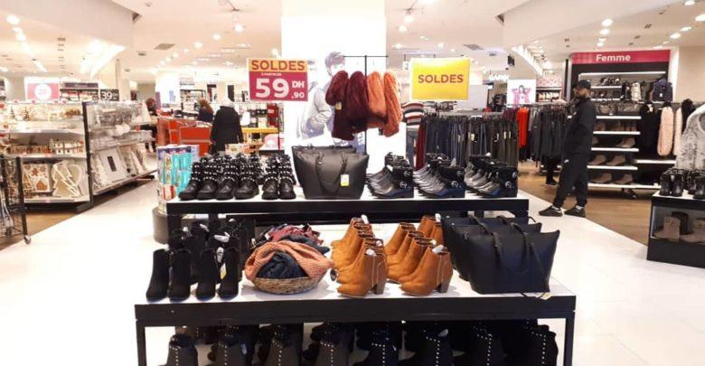 Photo of Soldes Tati Maroc Réductions jusqu'à 50% Chaussures femme à partir de 59.90Dhs