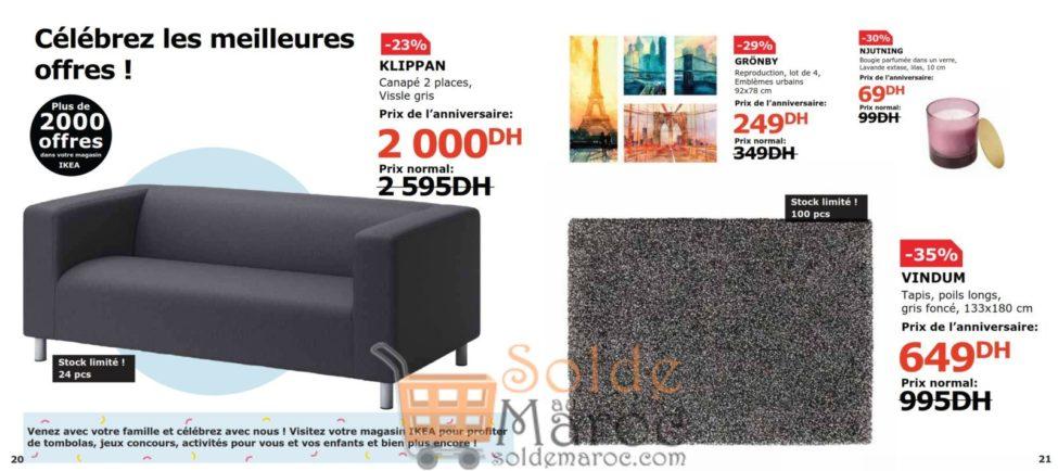 Catalogue Anniversaire ikea 75ans Jusqu'au 29 Janvier 2019