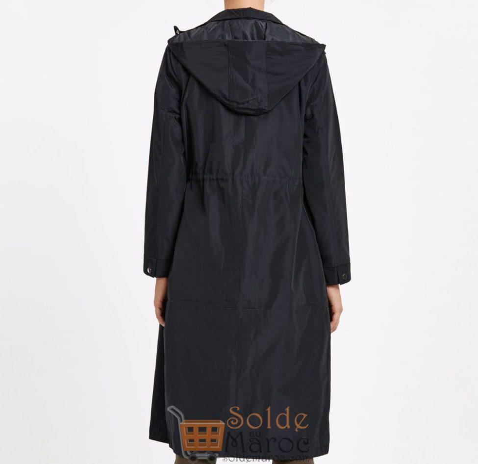 Soldes Lc Waikiki Maroc Manteau femme NAVY 319Dhs au lieu de 419Dhs