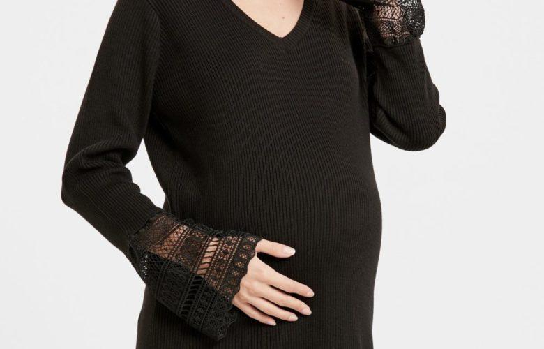 Soldes Lc Waikiki Maroc Tunique femme enceinte 79Dhs au lieu de 209Dhs