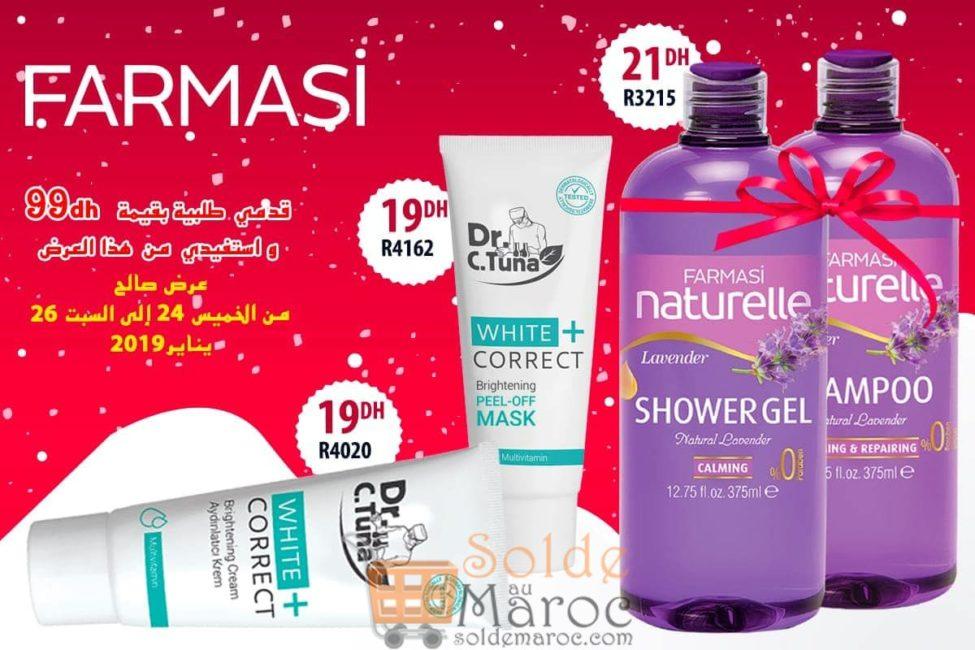 Super Offre Farmasi Maroc jusqu'au 26 Janvier 2019