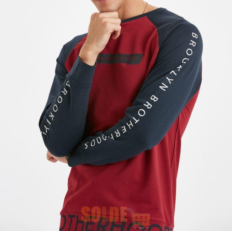 Soldes Lc Waikiki Maroc T-Shirt homme 69Dhs au lieu de 119Dhs