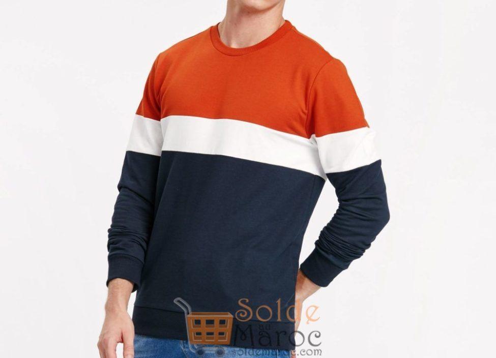 Soldes Lc Waikiki Maroc T-Shirt homme 59Dhs au lieu de 149Dhs