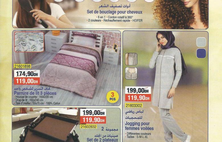 Catalogue Bim Lissasfa Casablanca du 1 au 6 Janvier 2019
