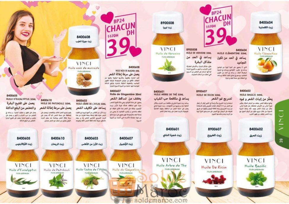 Catalogue Vinci Maroc Février 2019