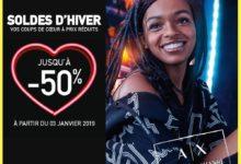 Soldes d'hiver 2019 chez Armani Exchange jusqu'à -50%