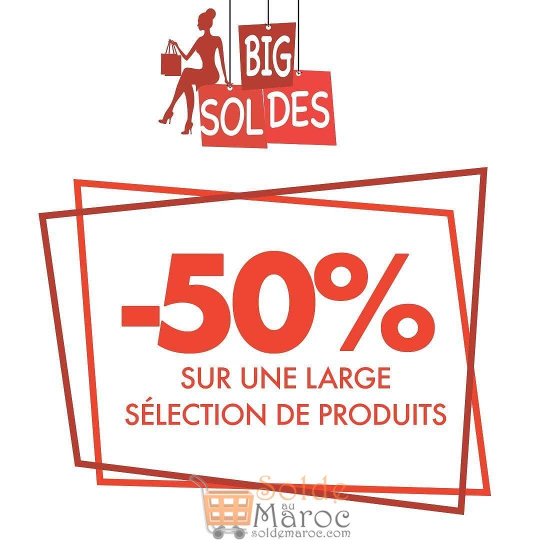 Soldes d'hiver chez Bigdil jusqu'à -50%