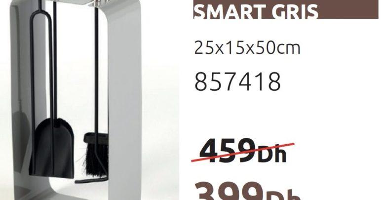 Photo of Promo Mr Bricolage Maroc Serviteur Smart gris 399Dhs au lieu de 459Dhs
