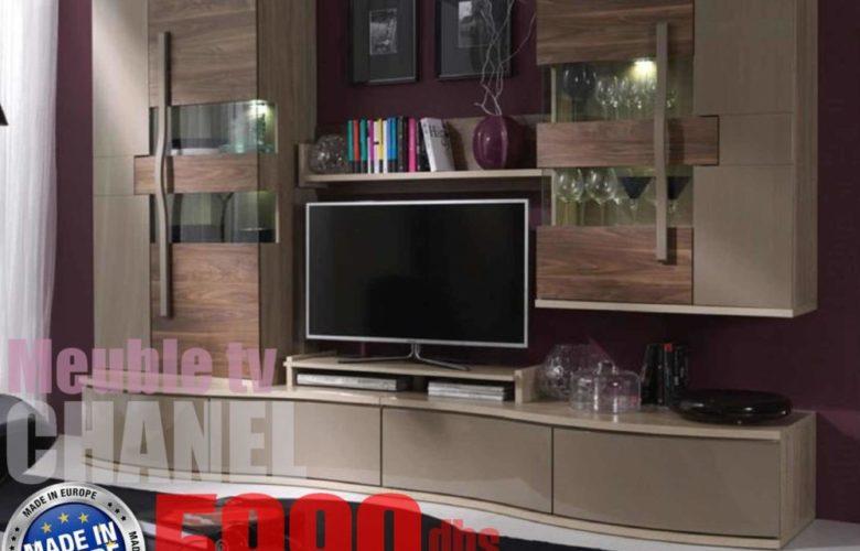 Soldes Azura Home MEUBLE TV CHANELL 280 CM 5990Dhs au lieu de 13590Dhs
