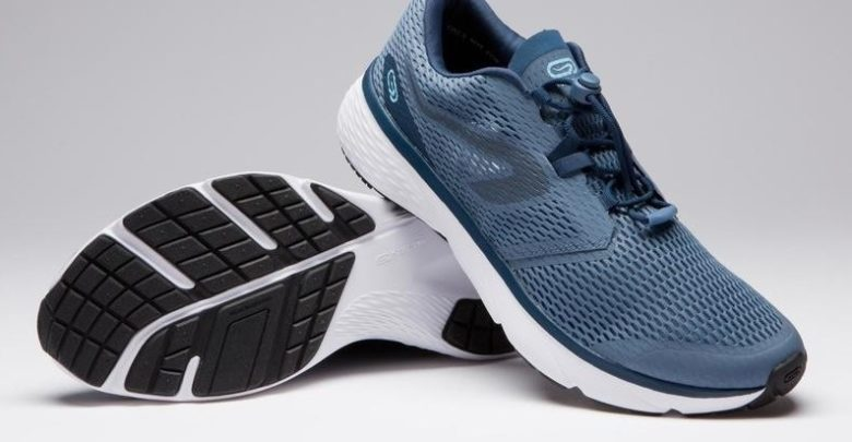 Photo of Nouveau chez Decathlon Chaussure KALENJI Jogging Run Support Breath Homme Bleu 329Dhs