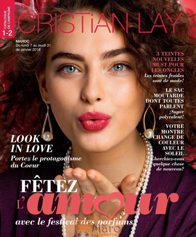 Catalogue Cristian Lay Maroc du 7 au 31 Janvier 2019
