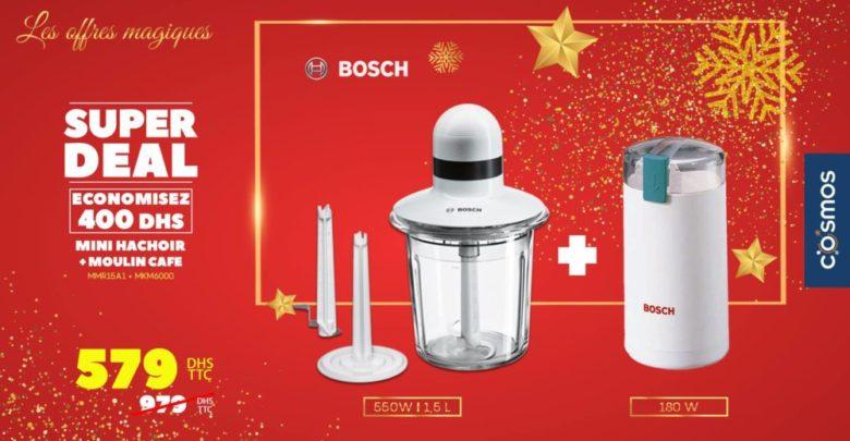 Photo of Super deal Cosmos Electro Mini hachoir + Moulin café 579Dhs au lieu de 979Dhs